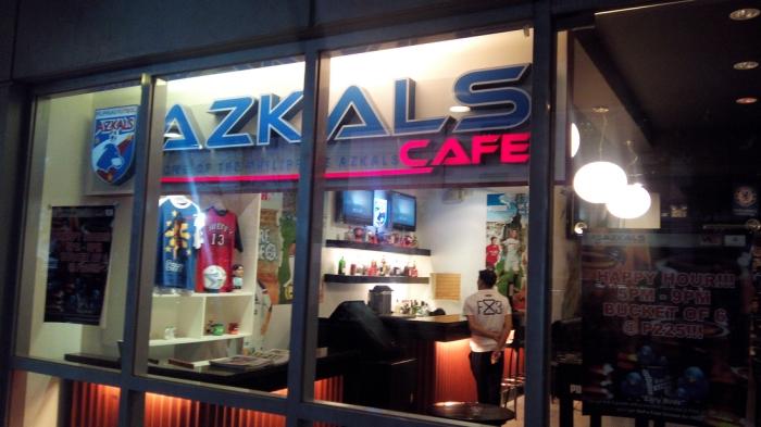 Azkals Cafe